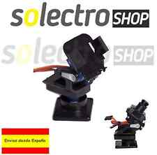 PLATAFORMA PARA CAMARA Modelismo Arduino Robotica Pan Tilt servo 9g sg90 R0022