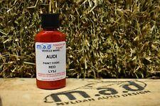 M.A.D AUDI BRILLIANT RED LY3J PAINT TOUCH UP KIT 30ML A1 A3 A4 A5 A6 TT Q3 Q5 Q7