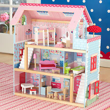 Kidkraft Chelsea Dollhouse with Furniture 65054