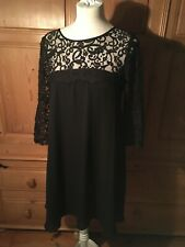 Monsoon smock style lace dress size 12