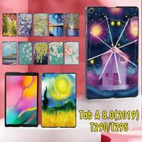 Slim Hard Shell Case Cover For Samsung Galaxy Tab A 8.0 (2019) T290 T295 Tablet