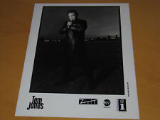 TOM JONES - ORIGINAL ZTT UK PROMO PRESS PHOTO (A)
