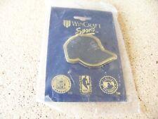 Colorado Rockies CR logo baseball cap pin hat pin early year