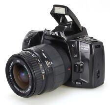 Mynolta Dynax 500si Lens Sigma Zoom 28-80mm Macro F=3.5-5.6  (Réf#A-107)