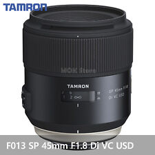 Tamron SP F013 45mm F/1.8 Di VC USD Lens for Canon