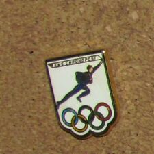 D12 PIN OLYMPIC OLYMPIQUE GAME SPORT POSTE CHRONOPOST ARTHUS BERTRAND