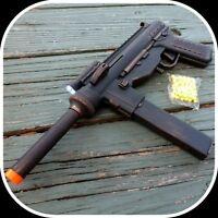 Steampunk Zombie Scorpion Gun Star Wars Pirate AIRSOFT SPRING GUN BB Pellet TOY