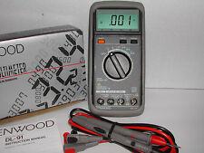Kenwood DL-91 3-3/4 Digit High Resolution Digital Multimeter DMM NEW NIB