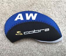 10PCS Blue High Quality Neoprene Cobra Golf Club Iron Covers HeadCovers