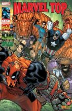 "Marvel Top (2e série) N°2 - Les héros ""hulkifiés""   marvel"