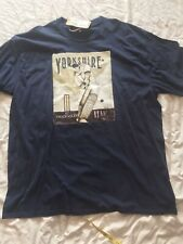 More details for yorkshire cricket club t-shirt xxl