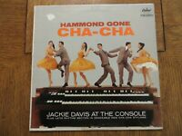 Jackie Davis – Hammond Gone Cha-Cha - 1959 - Capitol T-1338 Vinyl LP EX/VG+!!!