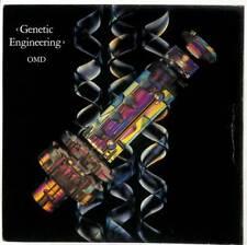 "OMD - Genetic Engineering - 7"" Vinyl Record Single"