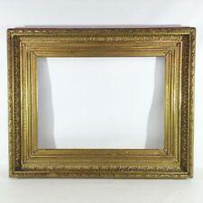109 X 88 cm Tableau Cadre Photo Ancien Cadre Classicisme Empire Cadre Or