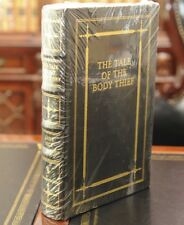 The Tale Of The Body Thief by Ann Rice Easton Press New Leather Bound