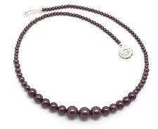 Swarovski Halsketten und Anhänger mit Perlen