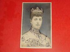 EL504 Vintage Postcard H.M. Queen Alexandra Denmark