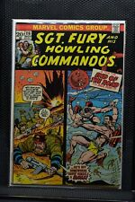 Sgt Fury and His Howling Commandos #116 Marvel Comic 1973 Stan Lee Ayers 5.5