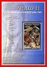 TOGO 2006 SPACE conquest S/S APOLLO 11 S/S MNH neuf CV$6.00 USA  PRES. KENNEDY