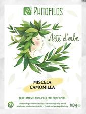 Phitofilos Miscela Camomilla Hennè Biondo Arte d'Erbe - Henne puro - 100g