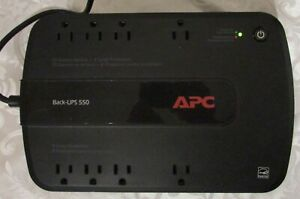 APC Back-Ups BE550G-CN UPS TESTED WORKING READ DESCRIPTION!!!