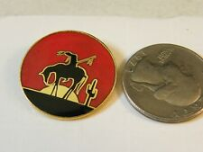 New listing End Of The Trails Logo Travel Pin