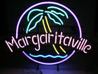 Margaritaville Palm Tree Neon Sign - Made in USA - EUC