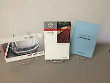 2010 Toyota Prius OEM Owner's Manual w/ Supplements - Free Shipping
