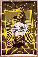 SHABAZZ PALACES 2018 Gig POSTER Portland Oregon Concert