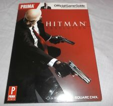 HITMAN ABSOLUTION PRIMA OFFICIAL GAME GUIDE STRATEGY GUIDE FOR THE PS3 XBOX 360