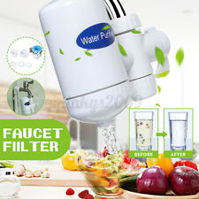 Faucet Tap Water Purifier Ceramic Filter Filtration System Kitchen Pure Clean