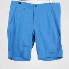 Mens Jack Wolfskin Passion Trail Blue Shorts (PA1) RRP £39.99