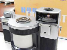 Rarity ! Silver vintage Panoramic Horizon 35mm film camera. s/n 6802762 Exc++