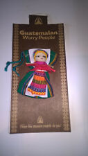 Large Single Worry Doll in Purse