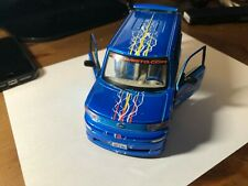 1x Saber One Custom Grafitti Maisto Scion XB 1:24 Model Rare Diecast Car