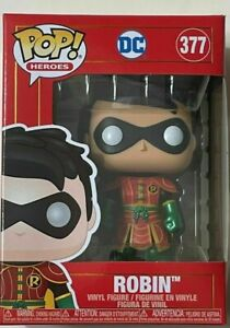 Funko Pop Heroes Imperial Palace ROBIN #377 2021!!