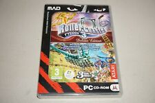 Roller Coaster Tycoon 3 Deluxe Edition: 3, Soaked, Wild (PC CD-ROM)