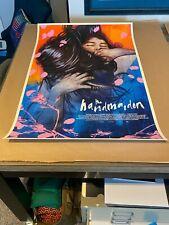 Mondo Print - Tula Lotay - The Handmaiden - Chan Wook Park Erotic Thriller