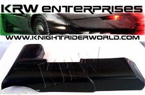 1982 PONTIAC FIREBIRD KNIGHT RIDER KITT KARR K2000 OVERHEAD UPPER CONSOLE 3/4 S