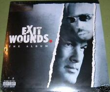 Exit Wounds Soundtrack 2 x LP 160 Gram *SEALED* DMX Nas Timbaland Lady Luck etc