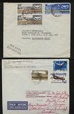 Congo   2 covers to US          a1123-18