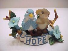 Charming Tails Fitz & Floyd You Give Me Hope Mouse Bird Figurine 89/387 Nib