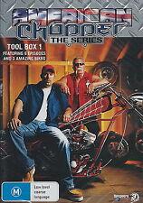 American Chopper - The Series - Tool Box 1 - TV Shows - NEW DVD