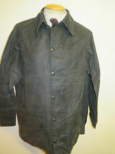 "Barbour A155 Beaufort Waxed jacket - L 42"" Euro 52 in Blue"