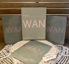 Wan Cosmetics Professional Skincare Anti Oxidation Green Tech Mask 3 In Box New