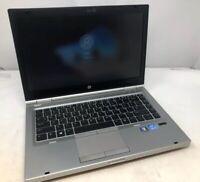 HP EliteBook 8470p Laptop i5-3320M, 2.6GHz, 8GB RAM, 500GB HDD, Win10Pro