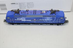 Märklin 33534 Delta Digital Elok Series 120 ZDF Express DB Ag Gauge H0 Boxed
