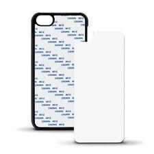 Hard Plastic Blank Sublimation Phone Cases iPhone 4 5 5C 5 SE 6 6 7 8 X Plus Lot