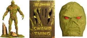 DC Universe Swamp Thing Figure SDCC 2011 Exclusive (Sealed) No Un Men Classics