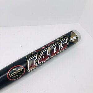 "Louisville Slugger TPS C405 SB2 Dirk The Blaster Androff Softball Bat 34"" 28oz"